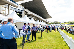Marquee village newmarket melbourne cup.