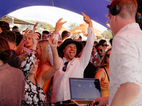 WATCH | The Paddock infield festival at the SkyCity Boxing Day Races 2020