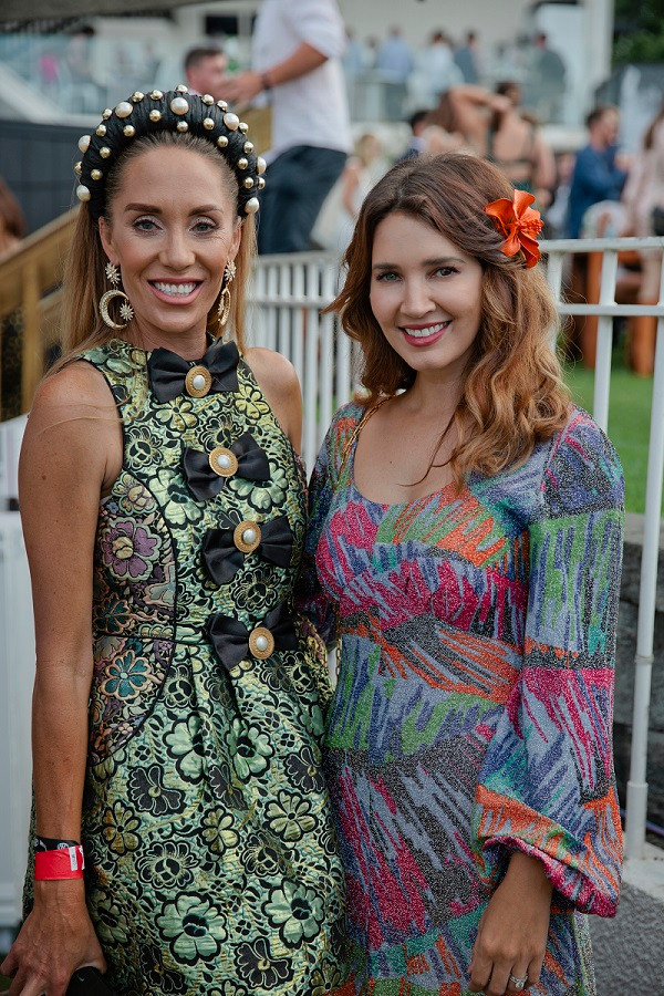 Claire with Carena at our recent Barfoot & Thompson Twilight Summer Night