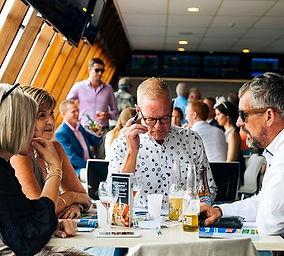 Ascot Stand Ellerslie Races Members Stan