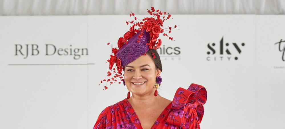 How to do your hair for the races   Ellerslie   Gabby Cashmore