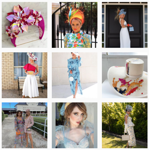 A quick search of #FOTF on Instagram provides plenty of racewear inspo