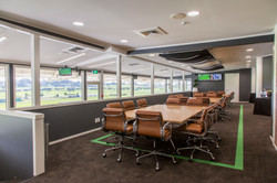 The Chairman's Suite is a premium space that works particularly well for small business events and i