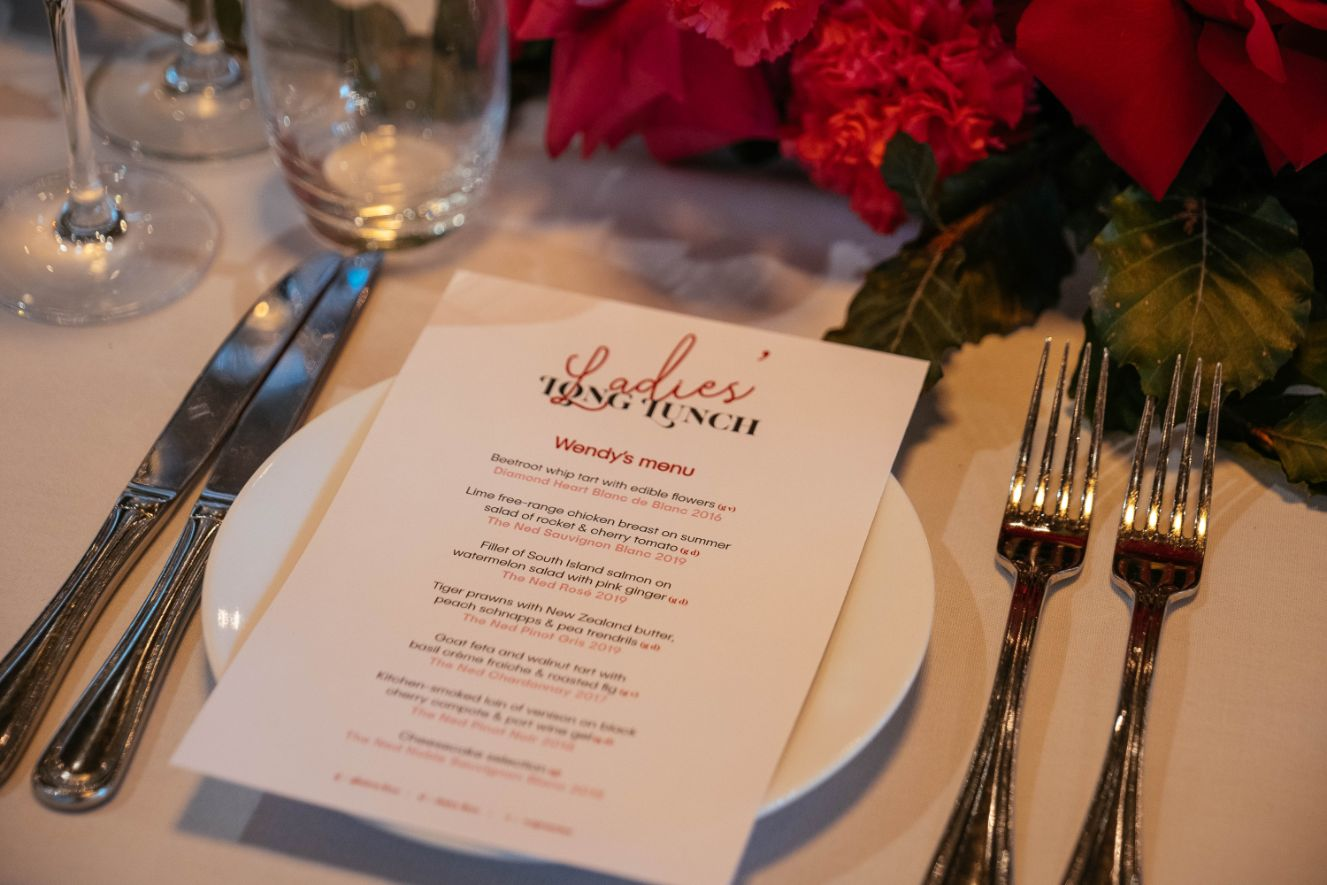 Did someone say food? A sample menu of what we can offer at your next event