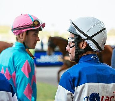 Jockey insights and racing information a