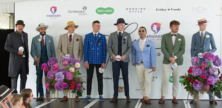 Get some menswear inspo from this line-up of last year's finalists