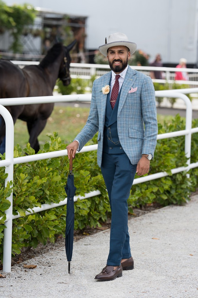 2nd Place Mens Fashions in the Field 2019, Dev Soni