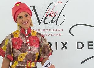 Katie ONeill The Ned Prix de Fashion rac