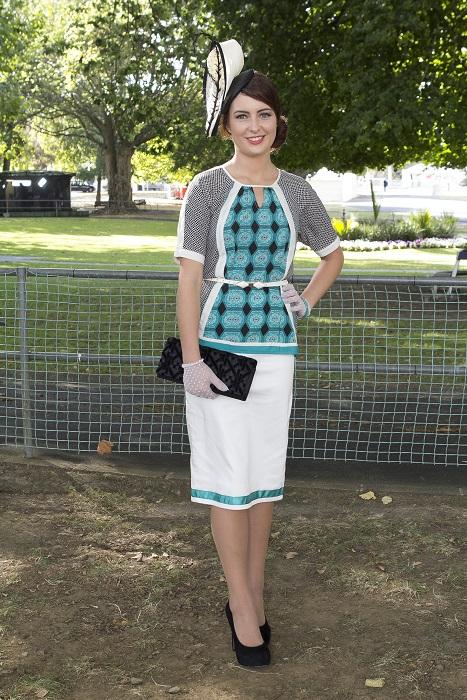 2013 winner - Claudia Campbell