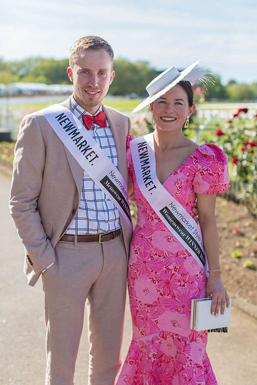 NEWMARKET Style Spotter fashions in the