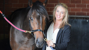Celebrating the Melbourne Cup | A chat with Aleisha Legg, strapper of The Chosen One