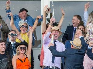 Ascot Stand Members Ellerslie Races Kara