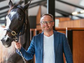 Nice to meet you: Paul Wilcox, CEO of Auckland Racing Club