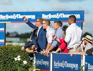 Barfoot & Thompson Ellerslie Races Auckl