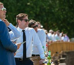 Barrett Lawn Melbourne Cup races fun cor