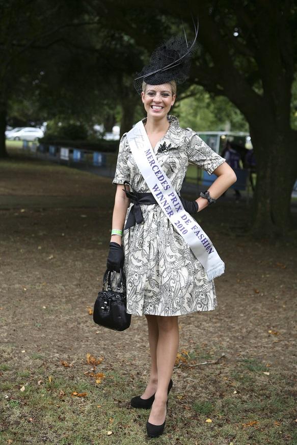 2008 winner - Kelli Odell