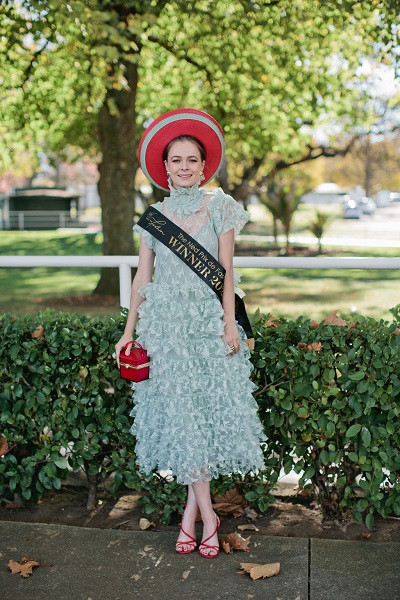 2021 winner of The Ned Prix de Fashion, Laura Campbell