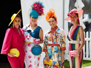What to pack in your raceday handbag