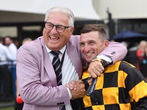 Nice to meet you: Bill Heap, sponsorship manager at Auckland Racing Club