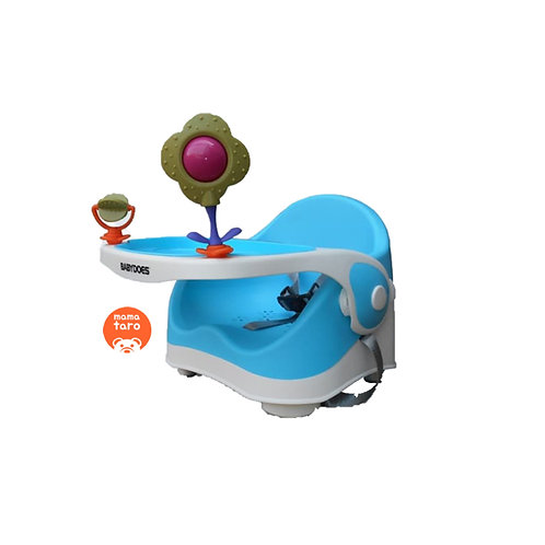 BabyDoes Booster Seat Blue