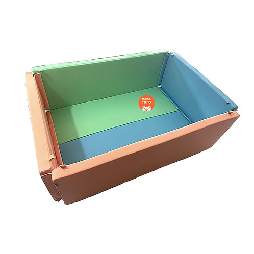 Playbie Bumperbox Playmat Kiddieland