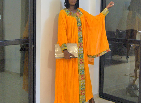 TREND ALERT: Traditional Ethiopian Dresses Are Taking Dakar By Storm!