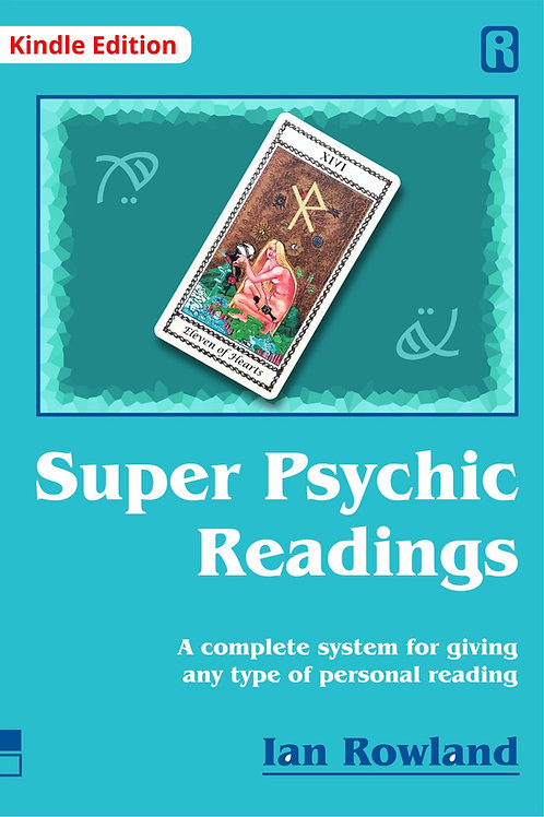 Super Psychic Readings (Kindle)