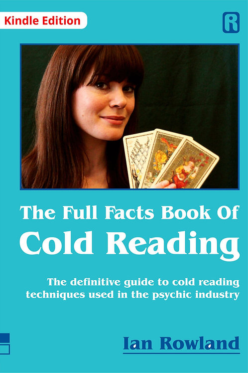 The Full Facts Book Of Cold Reading (Kindle)