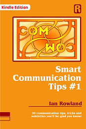 Smart Communication Tips 1 Kindle Cover.