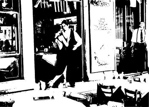 Tango Dance bw.jpg
