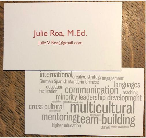 Julie New Card.JPG