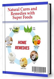 Natural Cures and remedies with_Super fo