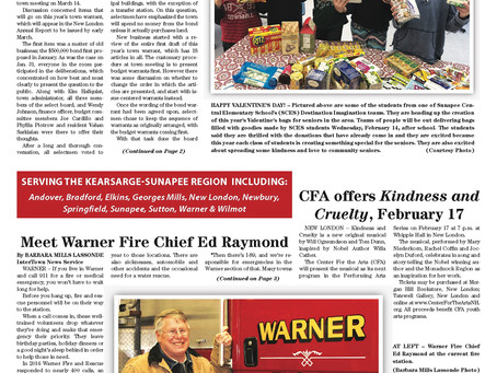 February 13th online edition available now!