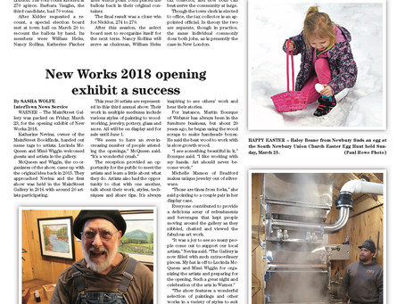The March 27 edition of the InterTown Record available online now!