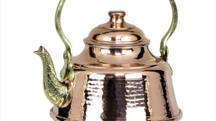 Morya Copper Turkish Tea ware Kettle Infuser