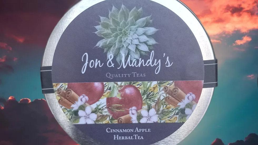 Cinnamon Apple Herbal Tea