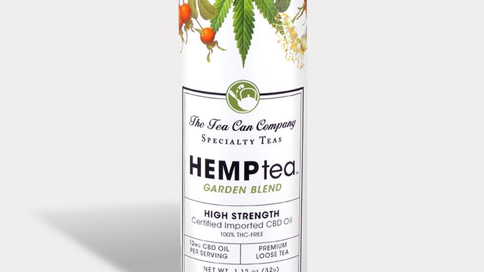 HEMPTEA™ Garden Therapy Herbal Loose Tea (High Strength)