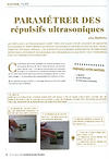 parametrer les repulsifs ultrasoniques ratdown