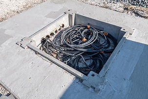 RATDOWN Protection anti rongeur passage cables