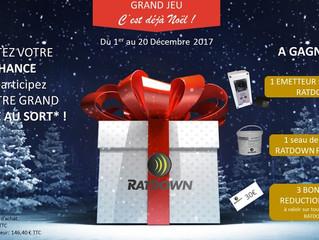 Grand jeu de Noël RATDOWN !