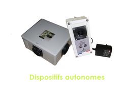 Dispositifs autonomes rongeurs (zones réduites)