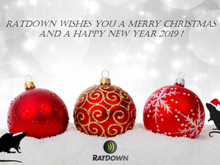 Merry Christmas and Happy New Year from RATDOWN !