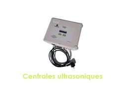 Centrales  ultrasoniques (larges zones)