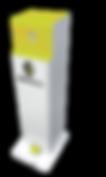Distributeur gel hydroalcoolique