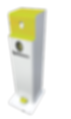 Borne distribution gel hydroalcoolique