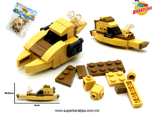 LEGO NAVE