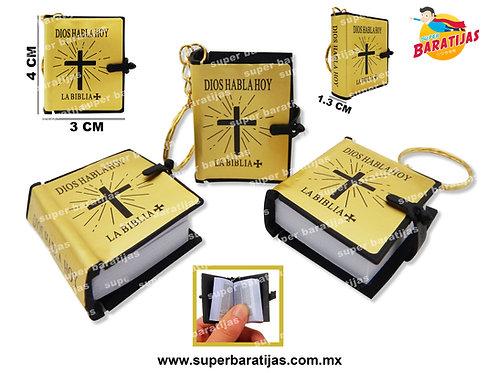 LLAVERO BIBLIA