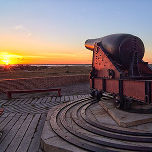 _D2X5107 - Cannon at Sunset - ready - 30