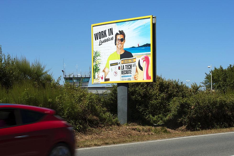 Campagne Work in Lannion