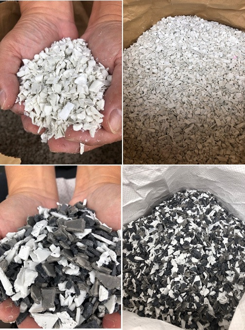 新たな再生プラスチック材料 プレコンシューマ型
